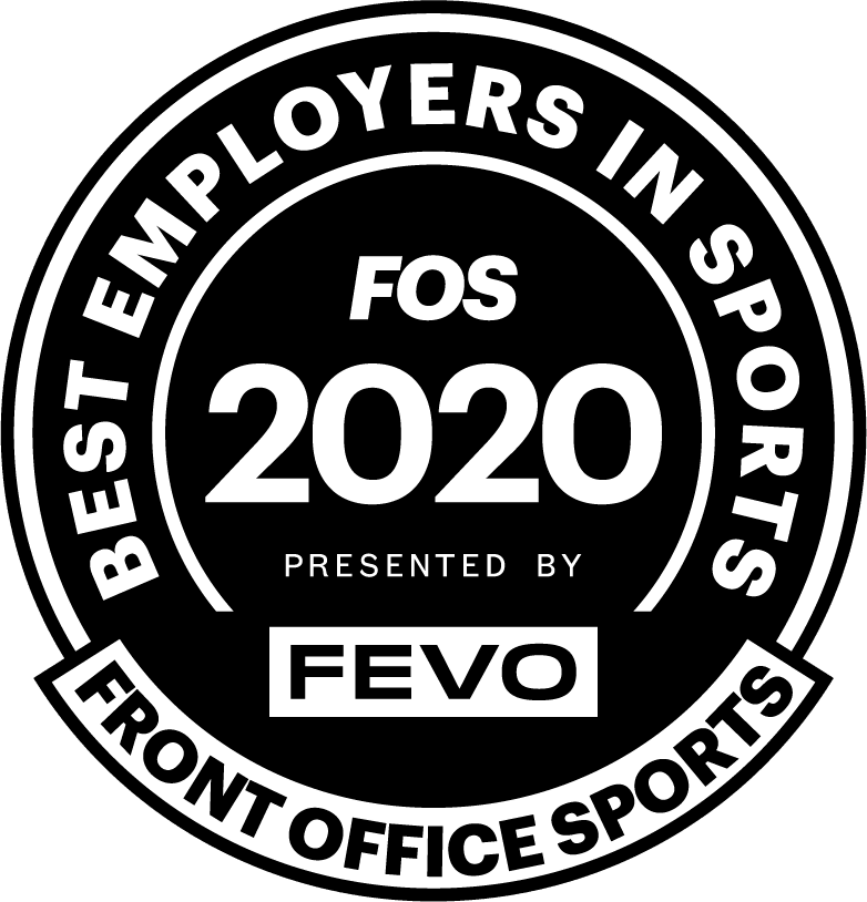 2020 Best Employers in sports - Front Office Sports